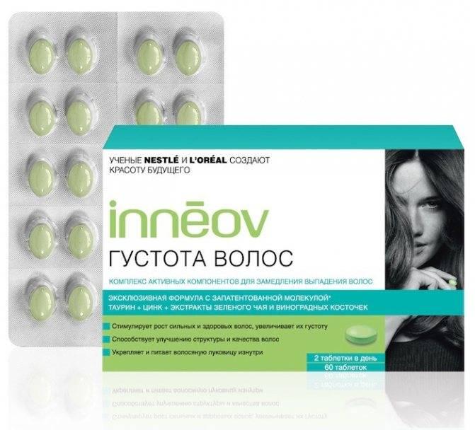 Лучшие витамины от выпадения волос на голове у женщин