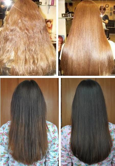 Ламинирование волос в домашних условиях желатином: рецепты масок, описание процесса пошагово, а также фото до процедуры и после достигнутого эффекта