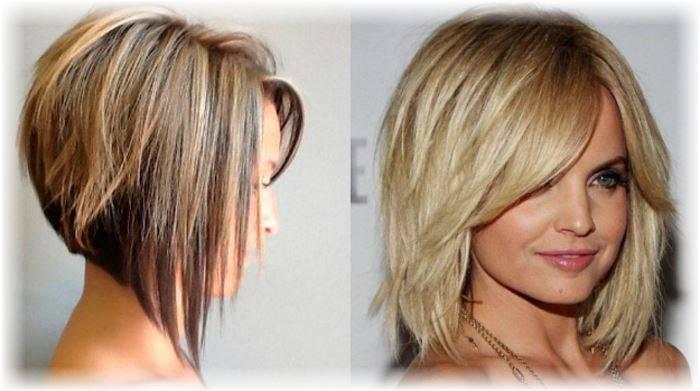 Стрижка боб-каскад (36 фото): градуированная каскадная стрижка на средние, длинные и короткие волосы. особенности удлиненной стрижки с элементами каскада