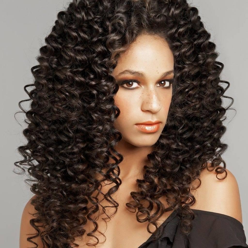 Как сделать объемные локоны на длинные, короткие и средние волосы