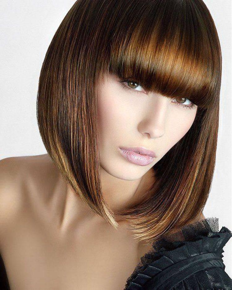 Мелирование на каре с удлинением на темные и русые волосы. как сделать пошагово с фото