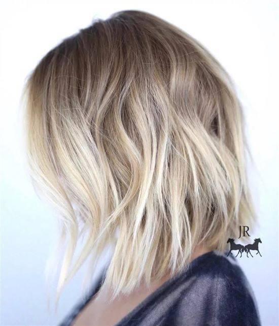 Окрашивание 2020-2021 года на короткие волосы: фото