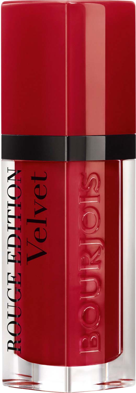 Помада буржуа вельвет (bourjois rouge edition velvet) – отзывы