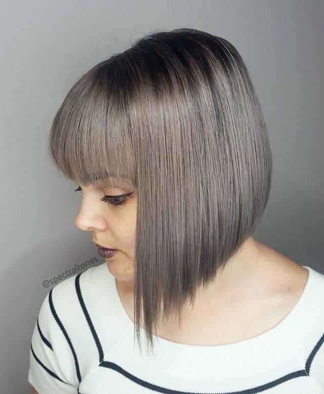 Каре на светлые волосы: виды, правила выбора и особенности ухода