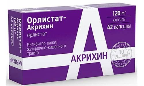 акрихин отзывы худеющих