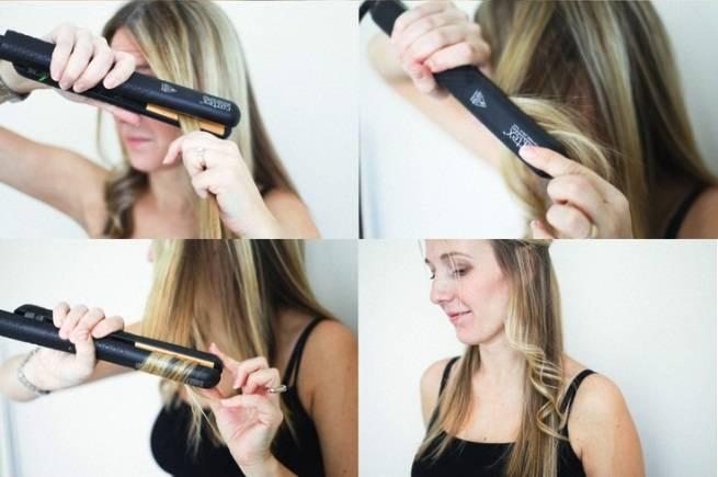 Безопасная завивка волос без плойки и утюжка