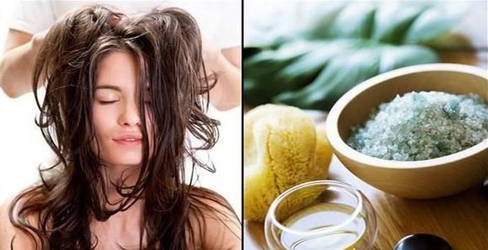 Скрабы для кожи головы в домашних условиях: натуральные рецепты для роста и увлажнения волос - с сахаром, содой, алоэ, маска с овсянкой и другие