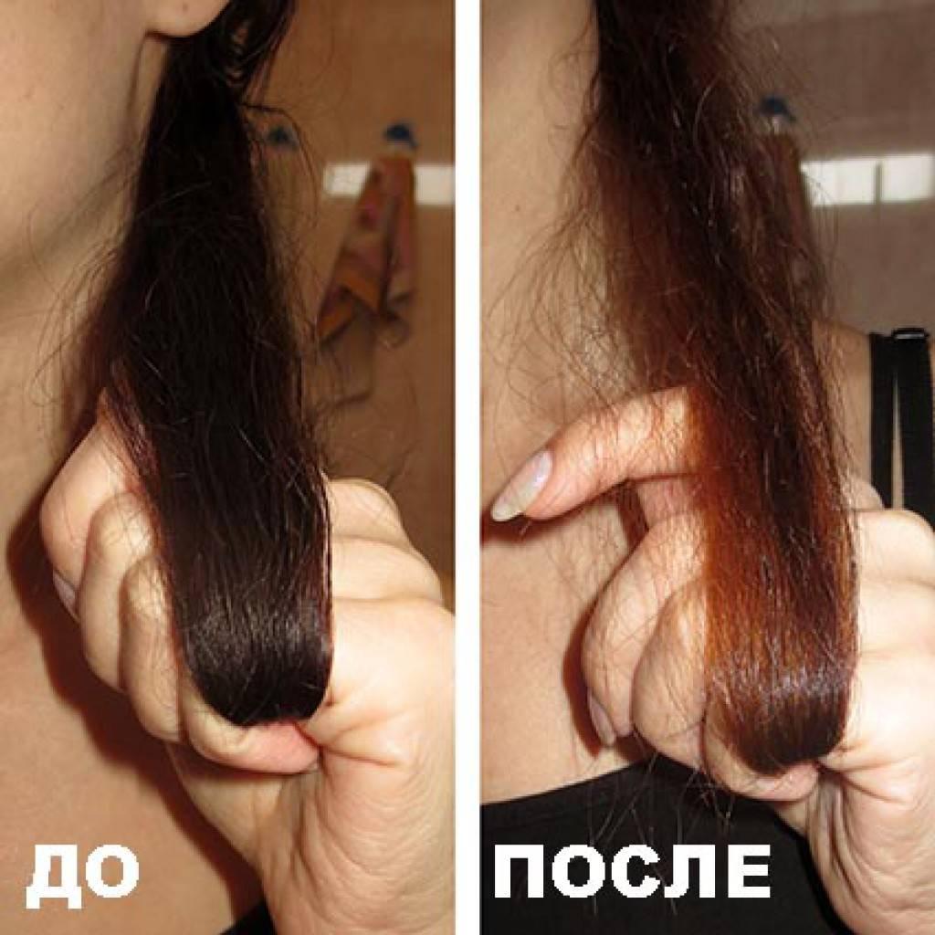 Топ-5 шампуней для смывки краски с волос