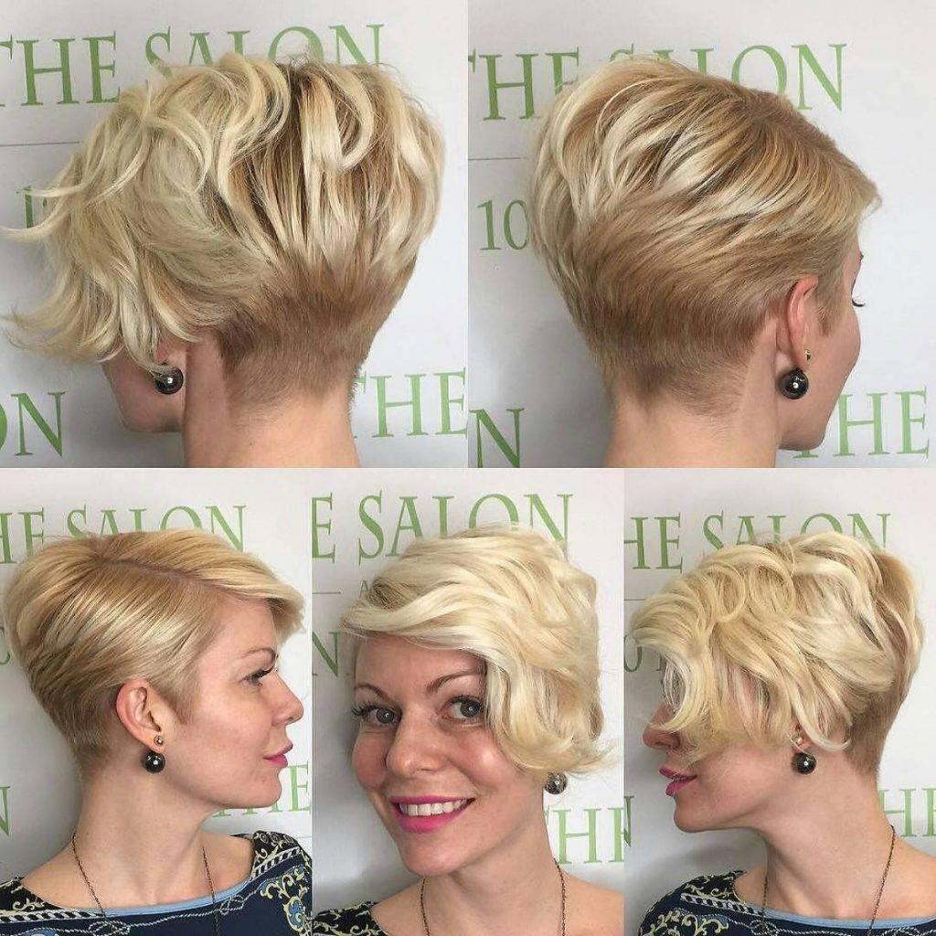 Укладка волос на короткие волосы: стрижки пикси, боб и каре