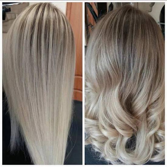 Особенности мелирования на темные русые волосы. фото до и после процедуры