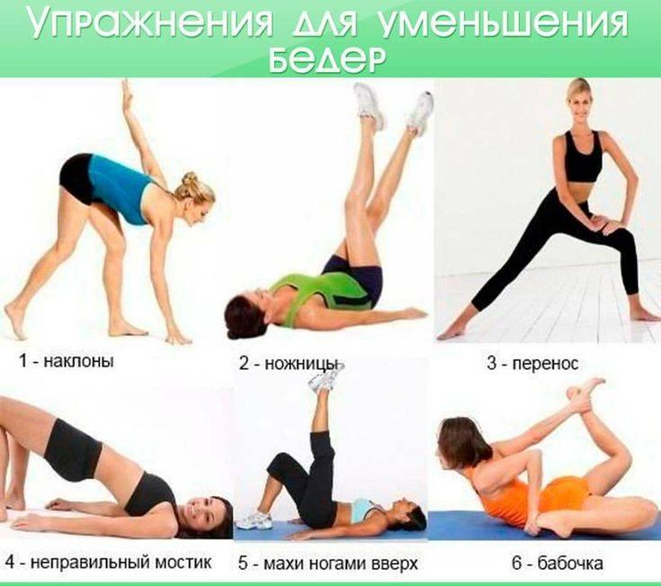 Как похудеть в ногах и бедрах * что делать, чтобы похудели ноги