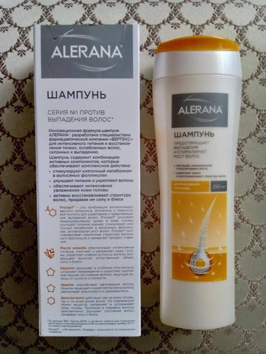 Алерана шампунь от перхоти. отзывы трихологов, состав, инструкция по применению, цена в аптеке