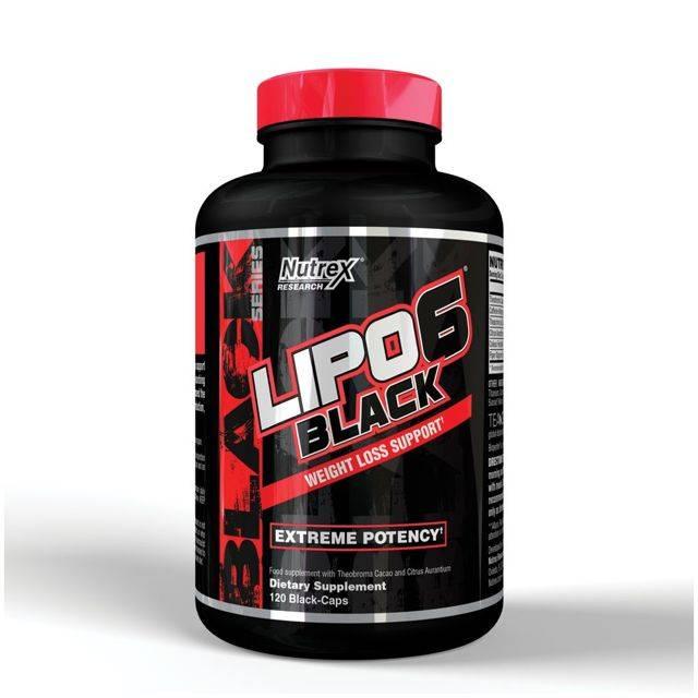Lipo-6 black ultra concentrate от nutrex: отзывы, состав и как принимать жиросжигатель