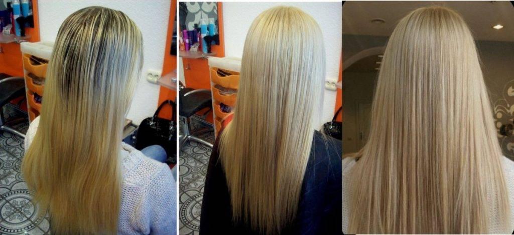 Как перейти из скучного блонда в изящное и привлекательное мелирование?