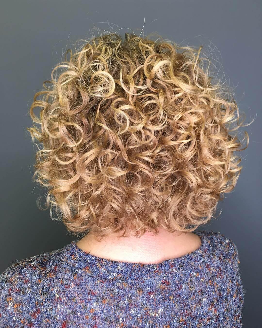 Долговременная укладка волос на короткие волосы: отзывы
