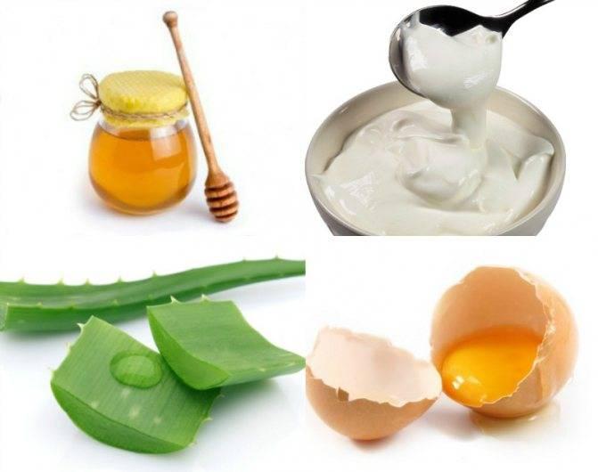 Эффективные маски для волос с яйцом в домашних условиях