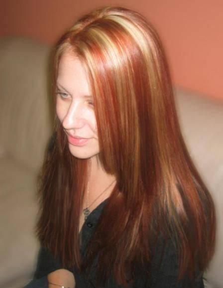 Делаем обратное мелирование на светлые волосы: фото до и после. потрясающий результат!