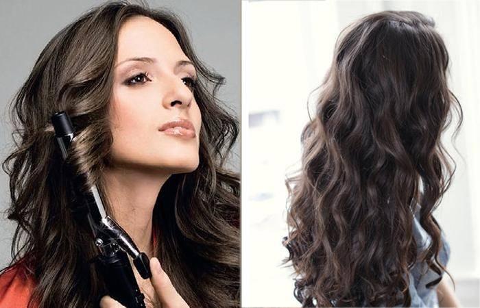 Локоны на средние волосы: как сделать и красиво уложить?