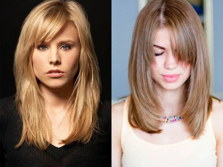 Стрижки на волосы ниже плеч: обзор популярных причесок, техника выполнения, советы, фото - luv.ru