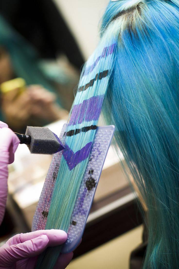 Какой краской осветлить темные волосы: секреты выбора осветляющей краски