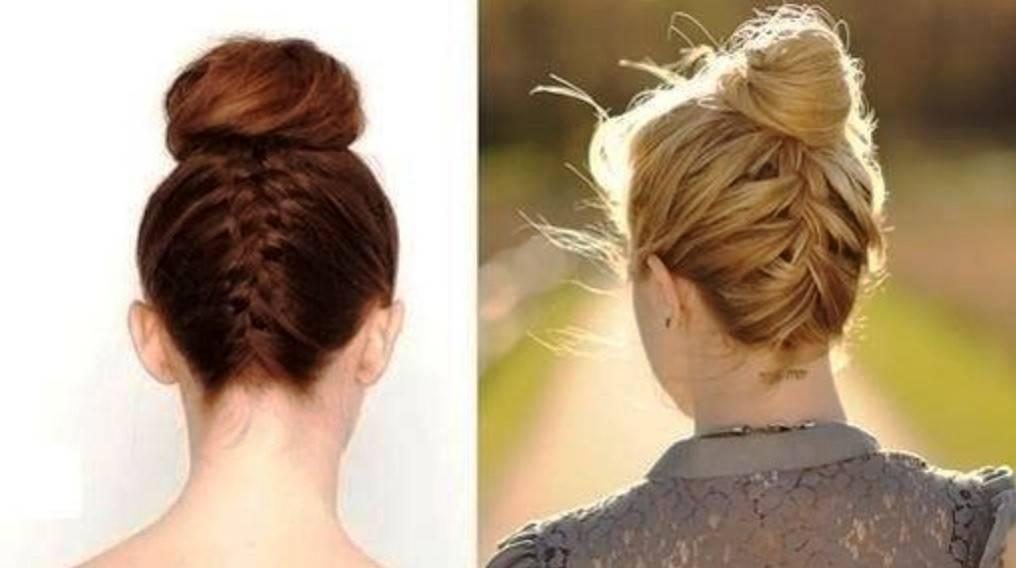 Две красивые косы — очарование длинных волос