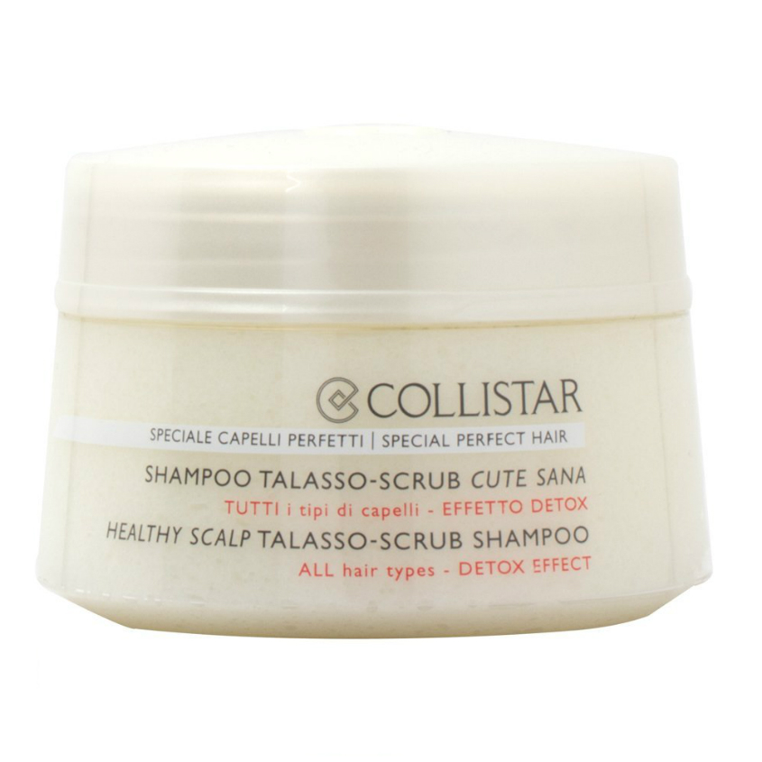Ritamix's blog : сollistar the first talasso-scrub shampoo - первый талассо-скраб и шампунь в одной симпатичной баночке. отзыв.