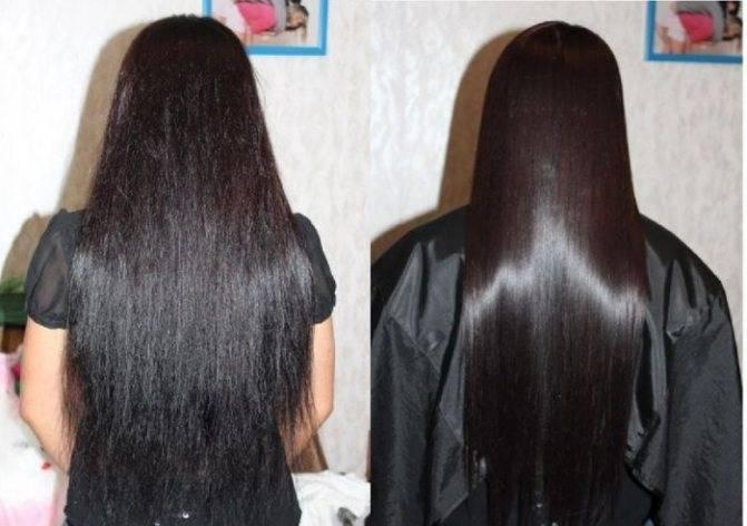 Ламинирование волос в домашних условиях желатином, без желатина: рецепты домашними и народными средствами и масками, как сделать дома крахмалом