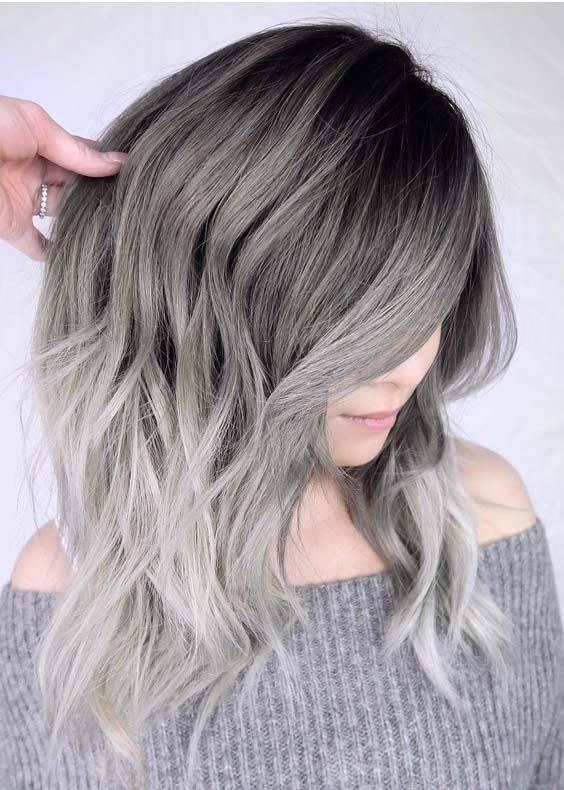 Под прикрытием: скрытое окрашивание волос