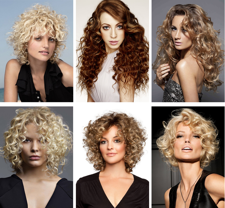 Долговременная завивка волос: популярные процедуры