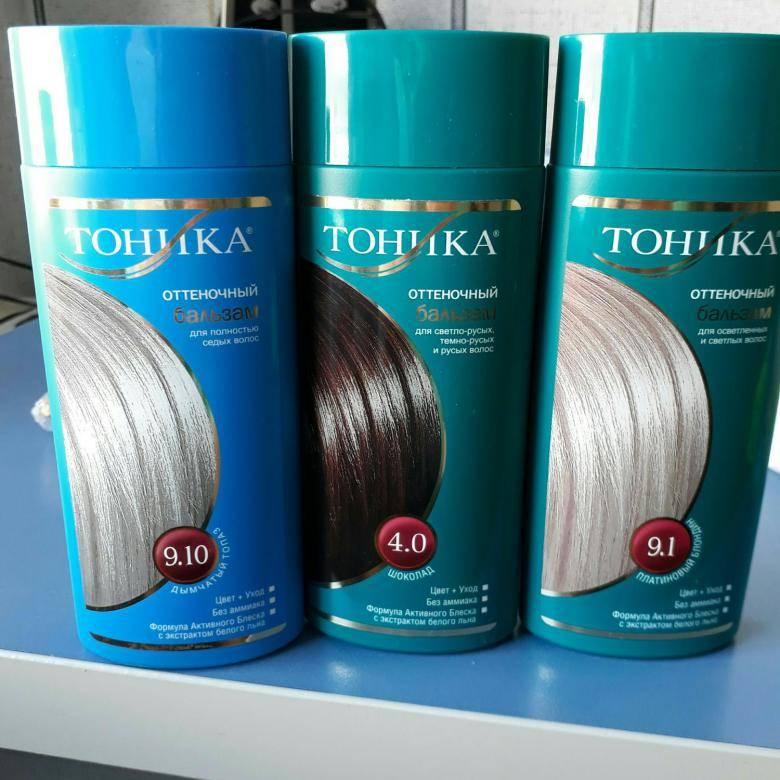 Применение и обзор тоников для волос
