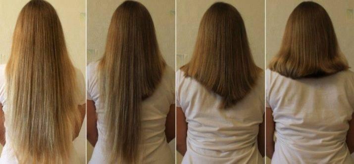 На сколько сантиметров отрастают волосы в месяц и в год?