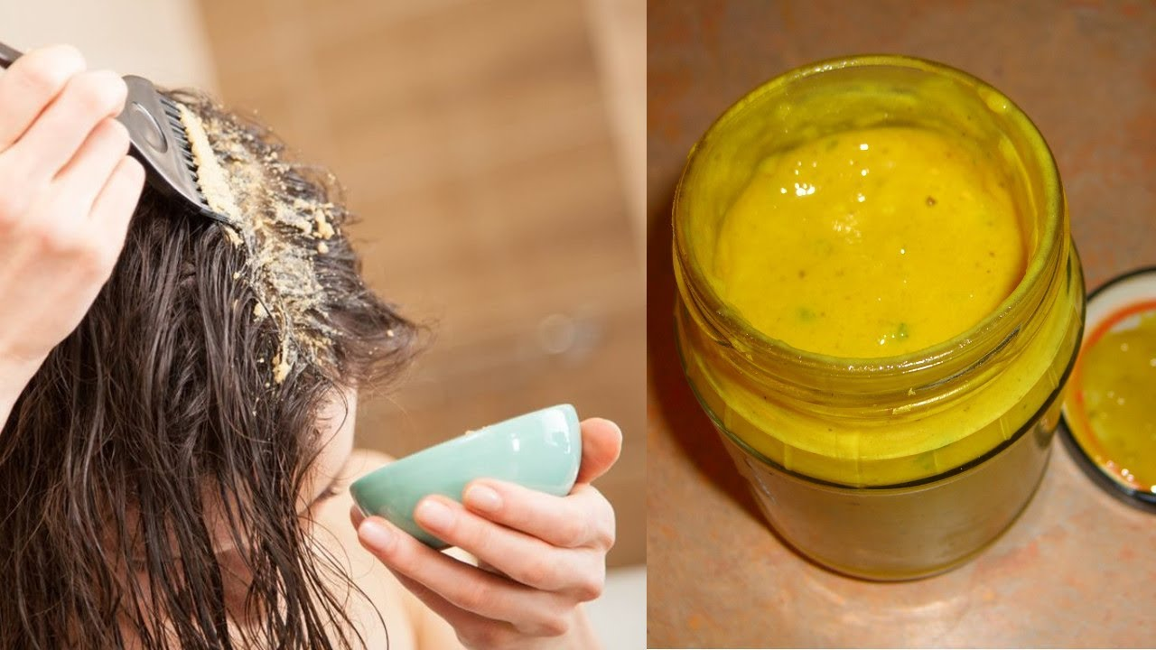 Забытые рецепты масок для волос с горчицей против выпадения волос