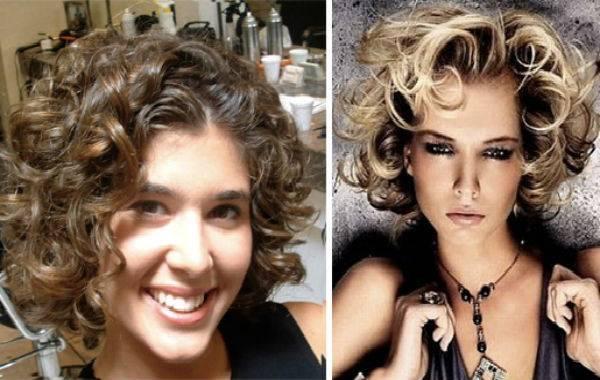 Карвинг на короткие волосы: описание процедуры и советы стилиста — ruxa