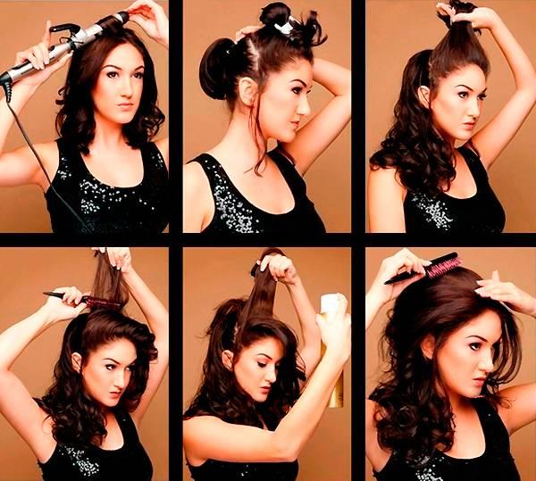 Особенности причесок из жгутов на длинные волосы. кому подойдут и как делать — советы стилистов