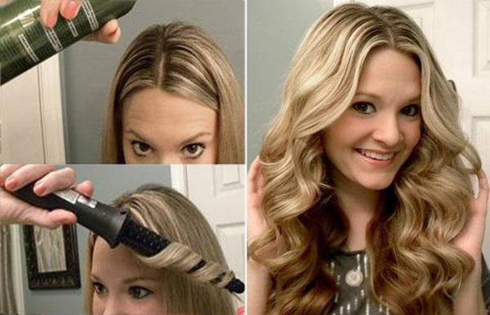 Кудри на фольгу: 5 самых популярных техник — правильный уход за волосами