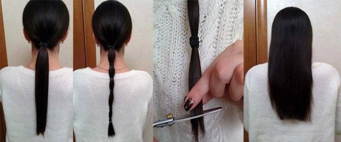 Как часто нужно будет стричь волосы, чтобы отрастить