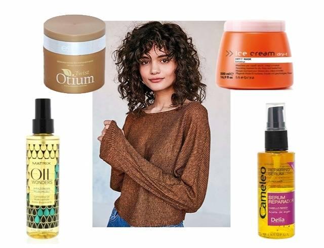 Как ухаживать за сухими кудрявыми волосами: советы специалистов