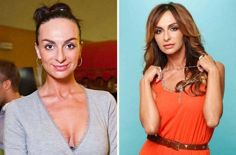 Екатерина варнава в молодости, фото до и после пластики и похудения, операции, новости и фото 2020