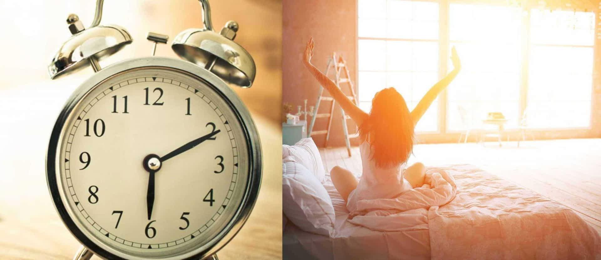 Как научиться рано вставать по утрам и высыпаться: несколько простых правил   хочу все знать – полезные и интересные статьи