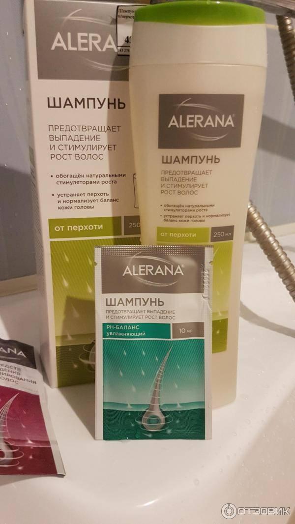 Купить шампунь alerana от перхоти - описание, компоненты, отзывы