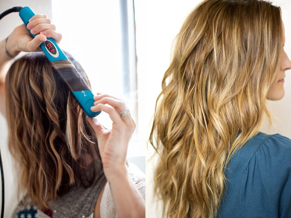Как сделать легко локоны на короткие волосы в домашних условиях