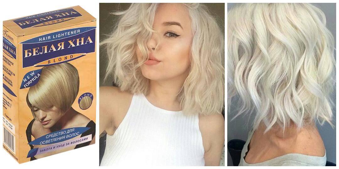 Осветление волос: виды, средства и техника