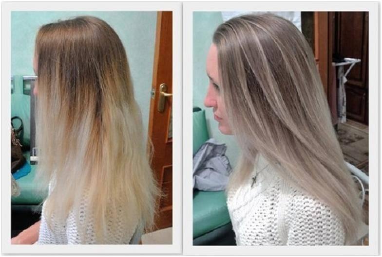Как правильно тонировать волосы после осветления: шампунь, тоник, бальзам