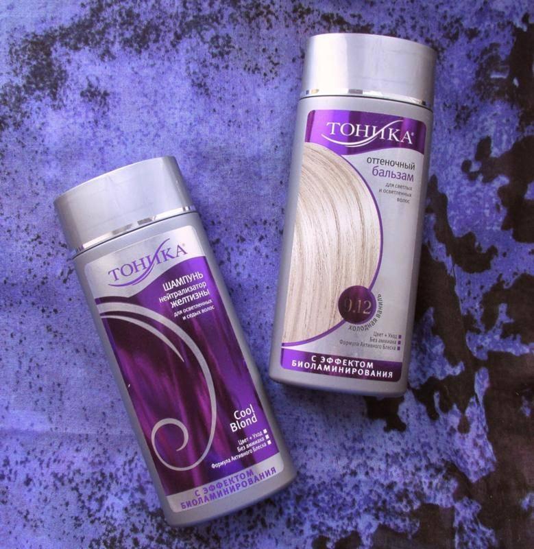 Универсальное средство – тоник для окрашивания волос