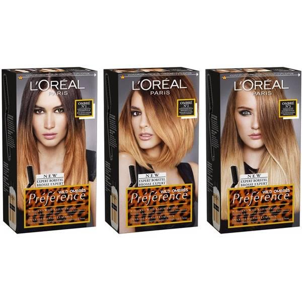 Омбре окрашивание волос ombre hair color выбор звезд!