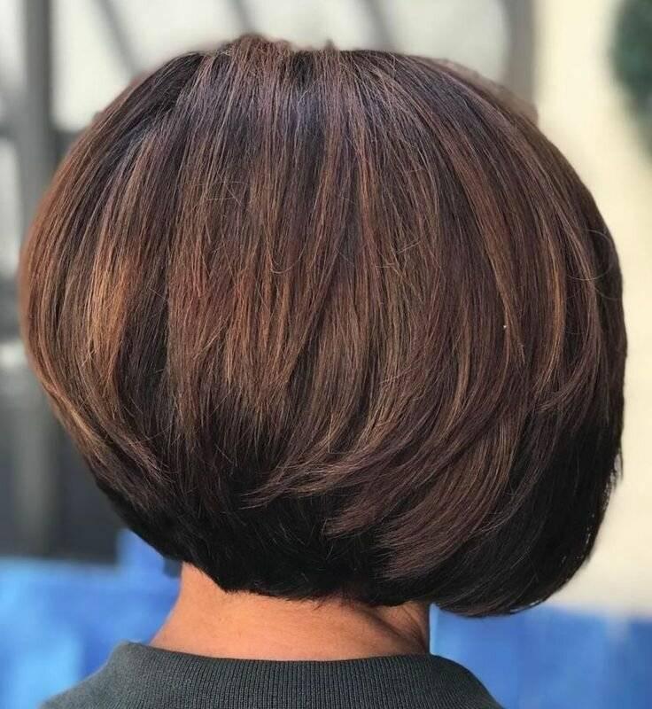 Цвет волос для боб каре. тренды стрижки боб. модное окрашивание удлиненного боба