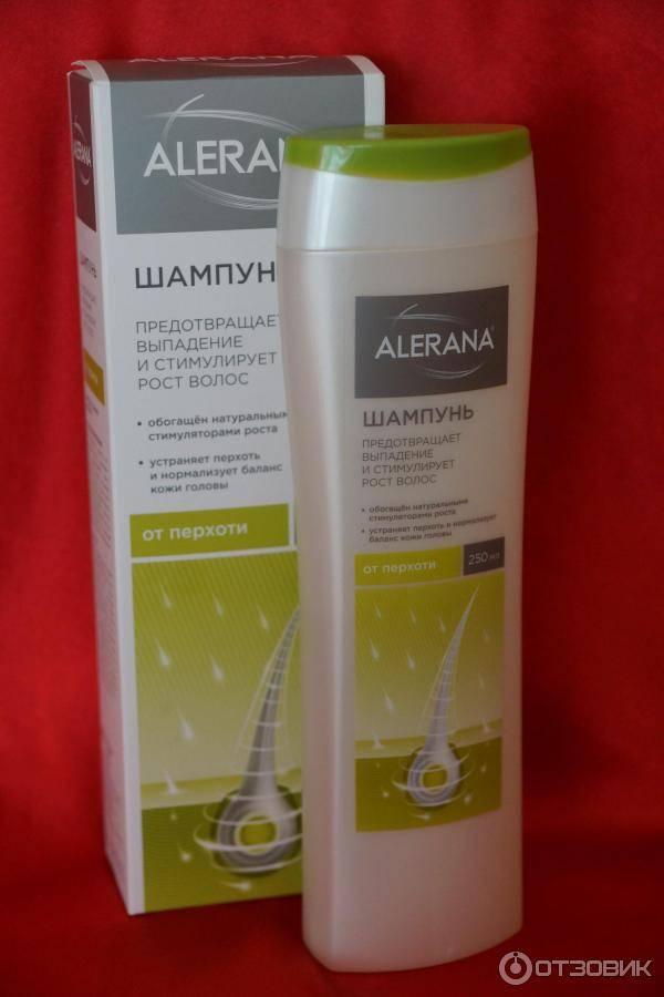 Шампунь alerana (39 фото): состав средств от перхоти, против выпадения волос и для стимуляции их роста, отзывы