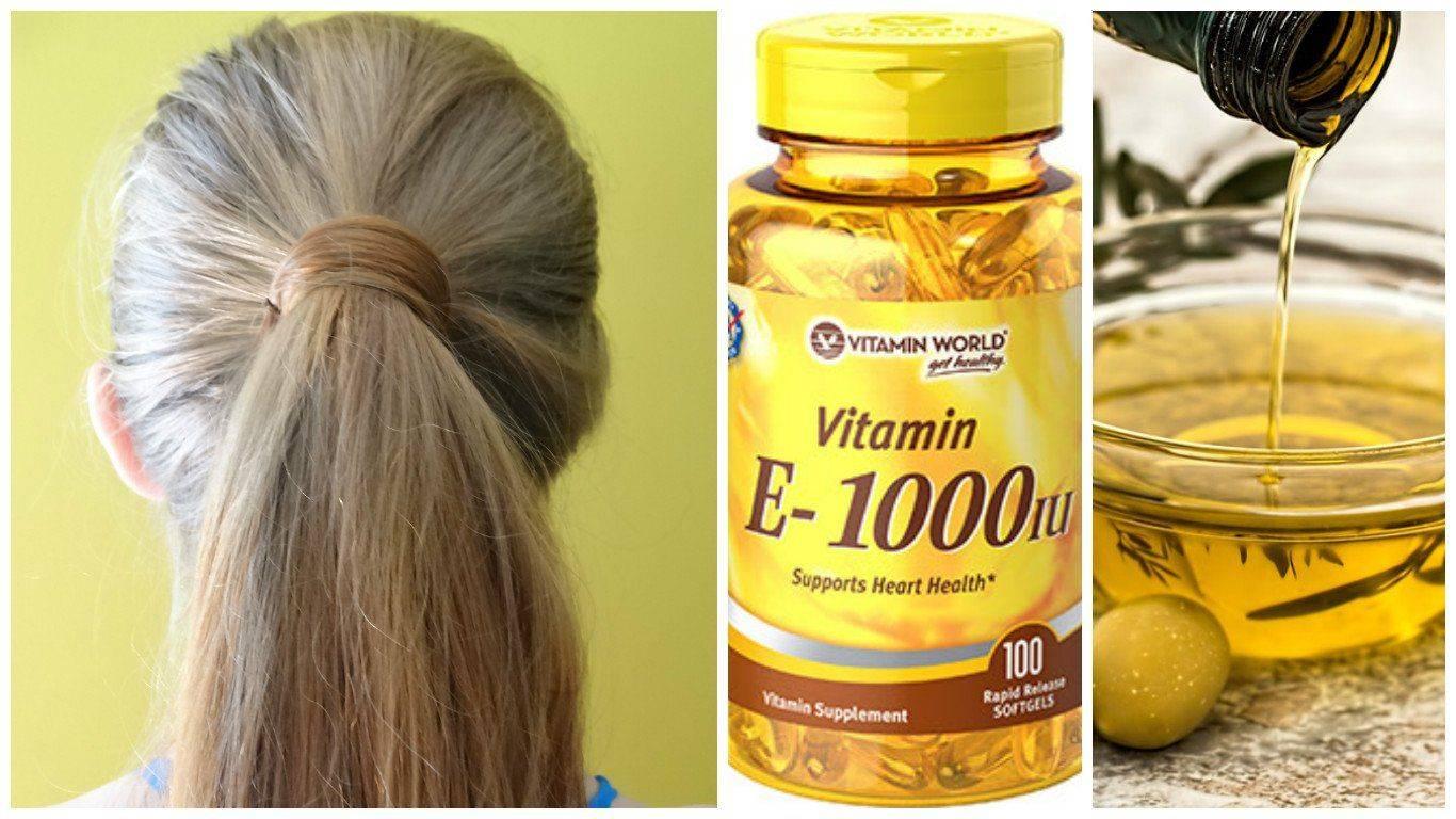 Топ 7 витаминов для волос от выпадения и для роста: хорошие отзывы 2019