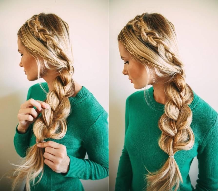 Секреты плетения объемных кос