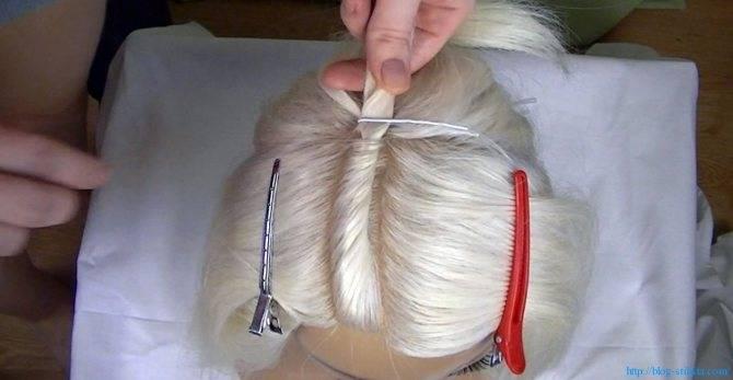 Легкие прически на длинные волосы на каждый день фото